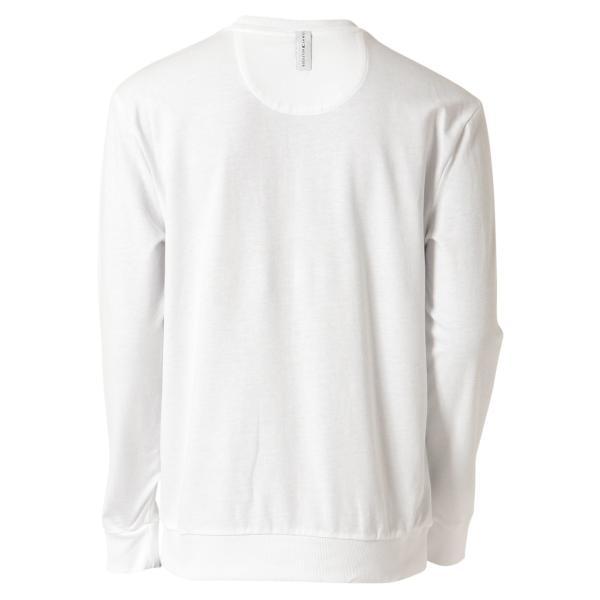 【即納】トミー ヒルフィガー Tommy Hilfiger メンズ 長袖Tシャツ トップス MODERN ESSENTIALS CREW NECK  WHITE ロンT ロングT ロゴ プリント fermart3-store 02