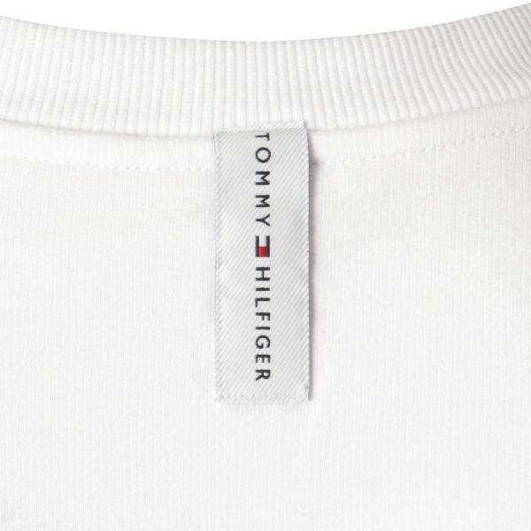 【即納】トミー ヒルフィガー Tommy Hilfiger メンズ 長袖Tシャツ トップス MODERN ESSENTIALS CREW NECK  WHITE ロンT ロングT ロゴ プリント fermart3-store 04