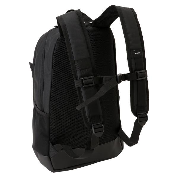 【即納】ルーカ RVCA ユニセックス バックパック・リュック バッグ Curb Backpack BLACK ロゴ 通勤 通学 デイパック fermart3-store 02