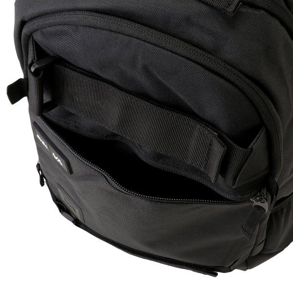 【即納】ルーカ RVCA ユニセックス バックパック・リュック バッグ Curb Backpack BLACK ロゴ 通勤 通学 デイパック fermart3-store 04