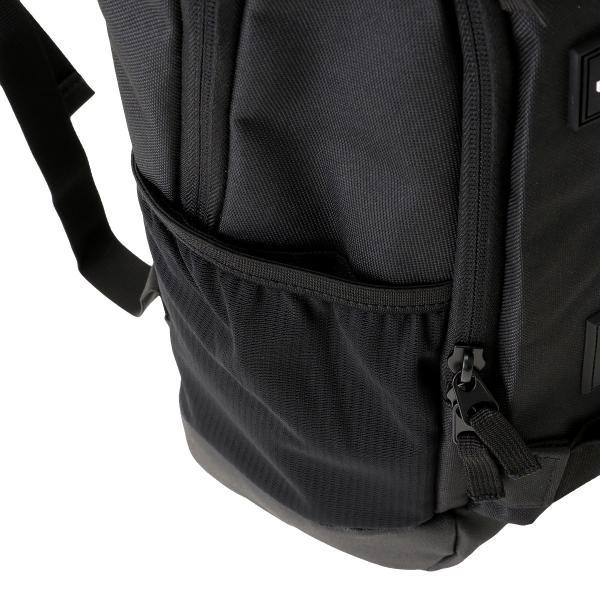 【即納】ルーカ RVCA ユニセックス バックパック・リュック バッグ Curb Backpack BLACK ロゴ 通勤 通学 デイパック fermart3-store 05