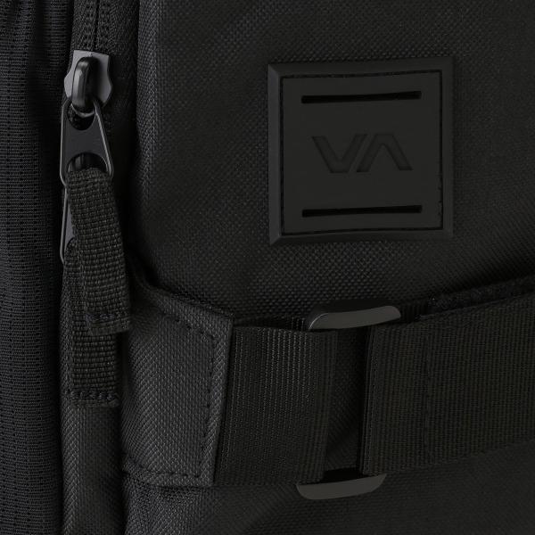 【即納】ルーカ RVCA ユニセックス バックパック・リュック バッグ Curb Backpack BLACK ロゴ 通勤 通学 デイパック fermart3-store 07