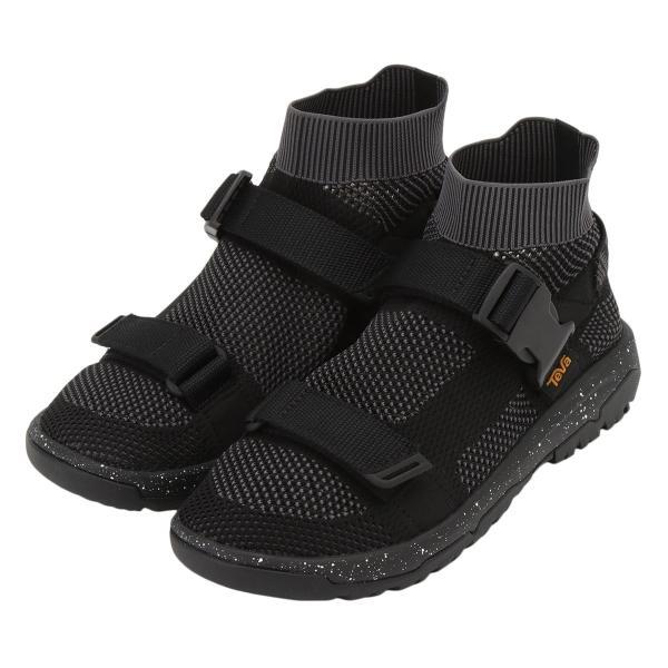 【即納】テバ TEVA メンズ サンダル シューズ・靴 M HURRICANE SOCK BLK|fermart3-store