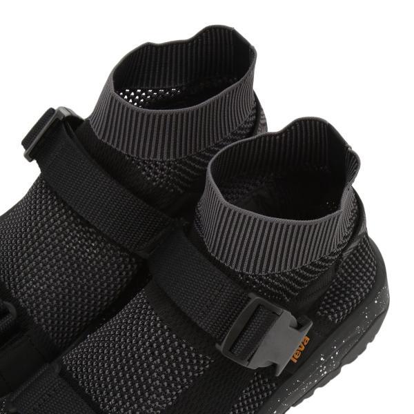 【即納】テバ TEVA メンズ サンダル シューズ・靴 M HURRICANE SOCK BLK|fermart3-store|06