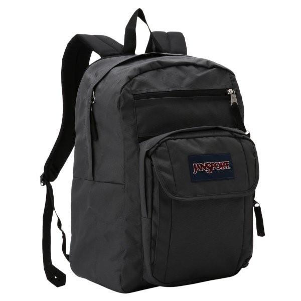 【即納】ジャンスポーツ Jansport ユニセックス バックパック・リュック バッグ DIGITAL STUDENT BACKPACK Forge Grey|fermart3-store