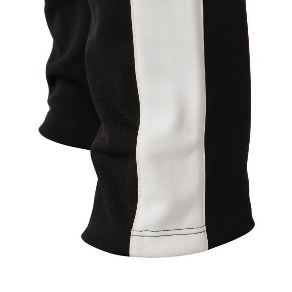 【即納】エピトミ EPTM メンズ スウェット・ジャージ ボトムス・パンツ TRACK PANTS BLACK トラックパンツ 裾ジップ サイドライン|fermart3-store|07