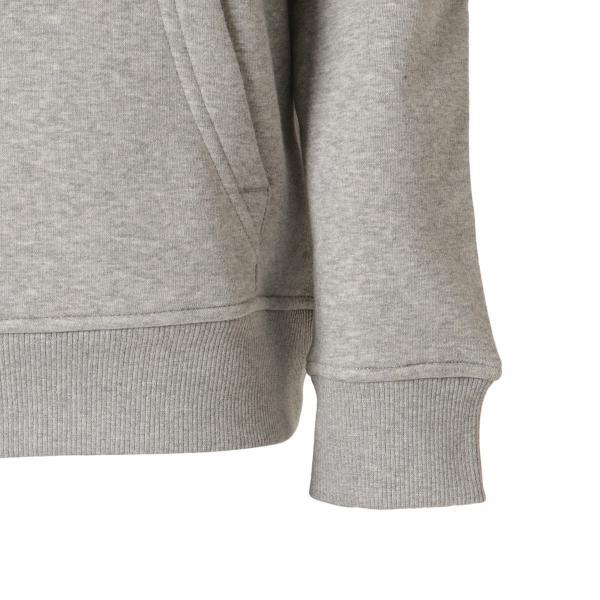 【即納】カルバンクライン Calvin Klein メンズ パーカー トップス CK MONOGRAM LOGO HOODIE MED CHAR HTHR モノグラム プルオーバー フーディ フード|fermart3-store|06