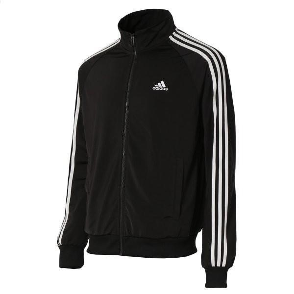【即納】アディダス adidas メンズ ジャージ アウター track jacket BLACK|fermart3-store