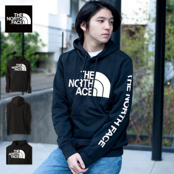 【即納】ザ ノースフェイス The North Face メンズ パーカー トップス Half Dome Hoodie BLACK ハーフドーム プルオーバー フード フーディー ロゴ fermart3-store