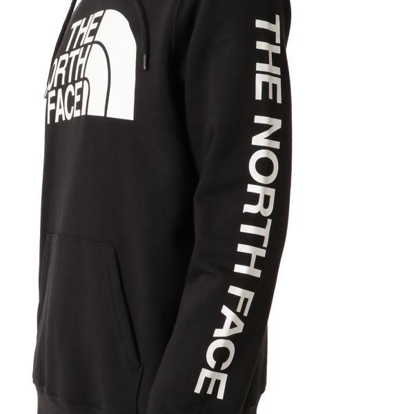 【即納】ザ ノースフェイス The North Face メンズ パーカー トップス Half Dome Hoodie BLACK ハーフドーム プルオーバー フード フーディー ロゴ fermart3-store 05