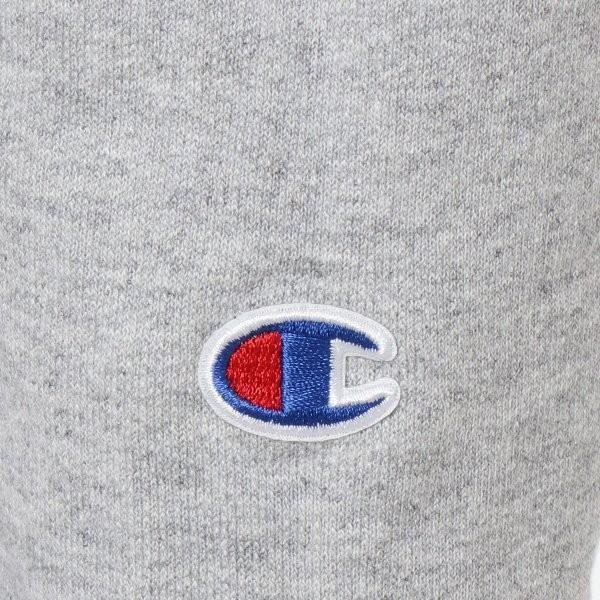 【即納】チャンピオン Champion メンズ スウェット・トレーナー トップス 裏起毛 クルーネック ロゴ USAモデル Graphic Powerblend Fleece Crew OXFORD GREY|fermart3-store|03