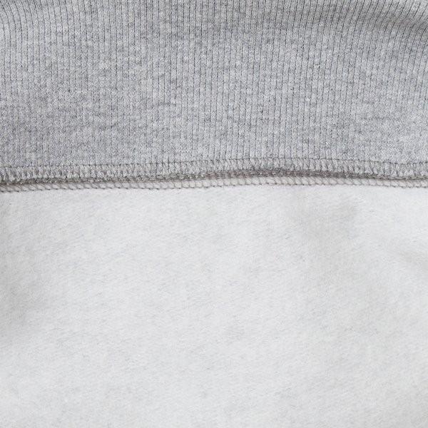 【即納】チャンピオン Champion メンズ スウェット・トレーナー トップス 裏起毛 クルーネック ロゴ USAモデル Graphic Powerblend Fleece Crew OXFORD GREY|fermart3-store|06
