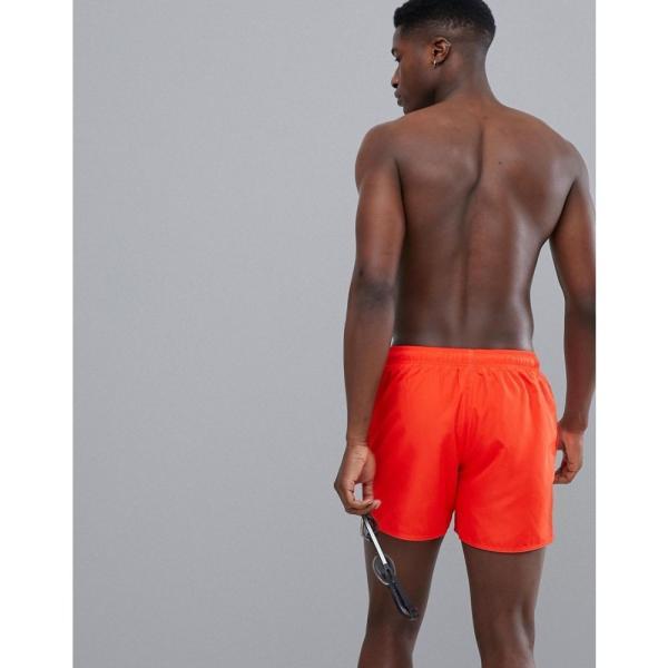 372bc28a69 ... アディダス メンズ 海パン 水着・ビーチウェア adidas Swim Shorts In Red CV5191 Red ...