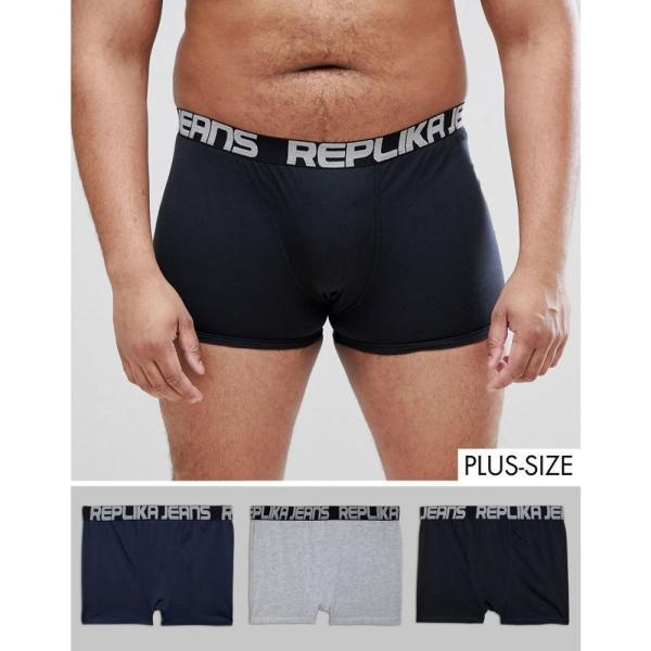 Guess Mens migliori Blu Boxer Trunks Pantaloncini