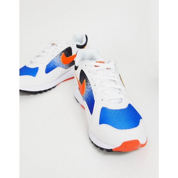 ナイキ Nike メンズ スニーカー シューズ・靴 Air Skylon II trainers in orange Orange|fermart|02