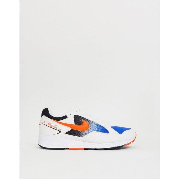 ナイキ Nike メンズ スニーカー シューズ・靴 Air Skylon II trainers in orange Orange|fermart|03