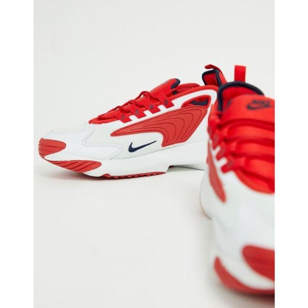 ナイキ Nike メンズ スニーカー シューズ・靴 Zoom 2K trainers in Red Red|fermart|02
