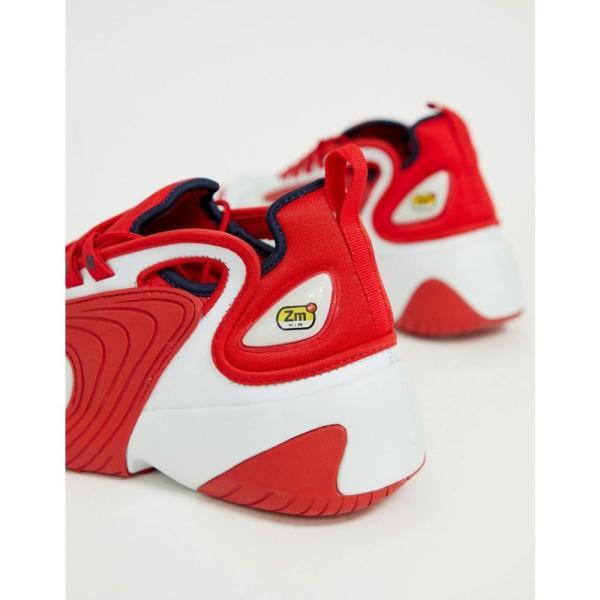ナイキ Nike メンズ スニーカー シューズ・靴 Zoom 2K trainers in Red Red|fermart|03