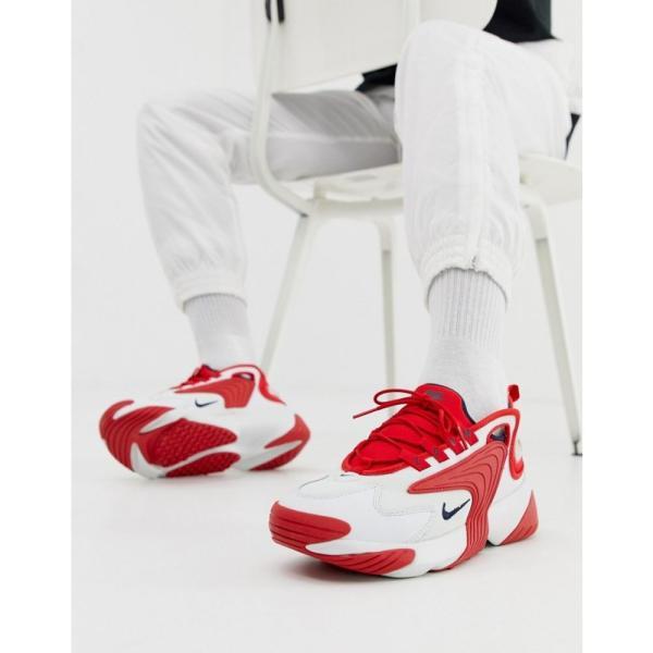ナイキ Nike メンズ スニーカー シューズ・靴 Zoom 2K trainers in Red Red|fermart|04