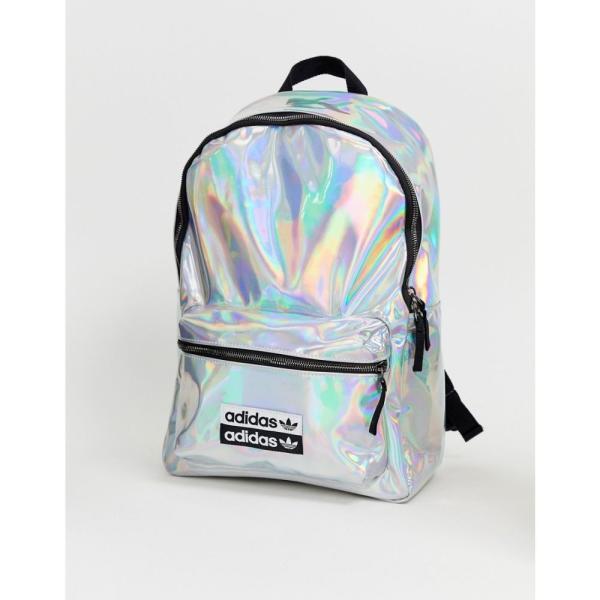 アディダス adidas Originals レディース バックパック・リュック バッグ RYV iridescent backpack Silver