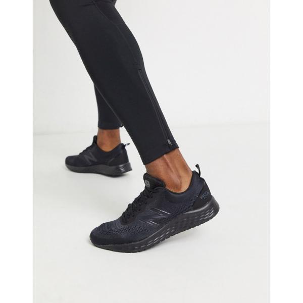 ニューバランス New Balance メンズ ランニング・ウォーキング シューズ・靴 Running Freshfoam Arishi Trainers In Black ブラック
