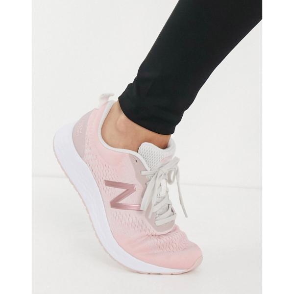 ニューバランス New Balance レディース ランニング・ウォーキング シューズ・靴 Running Freshfoam Arishi Trainers In Pale Pink ペールピンク