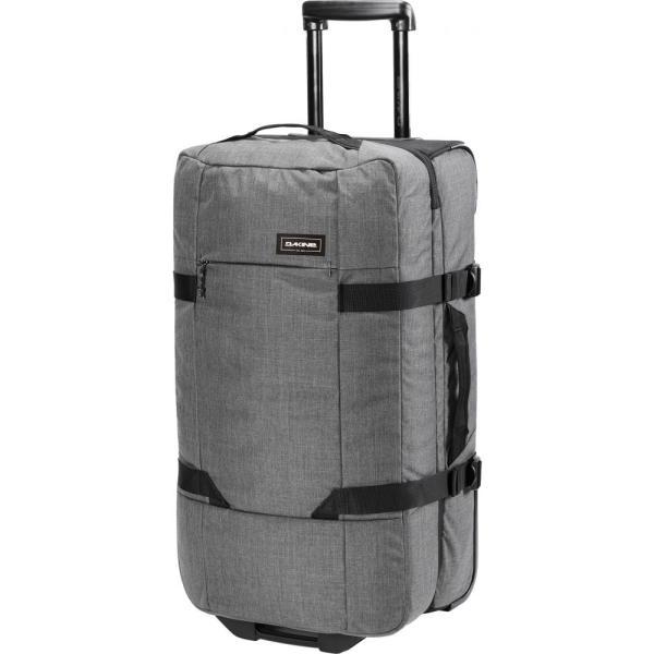 ダカイン Dakine ユニセックス スーツケース・キャリーバッグ バッグ Split Roller Eq 75l Luggage Carbon