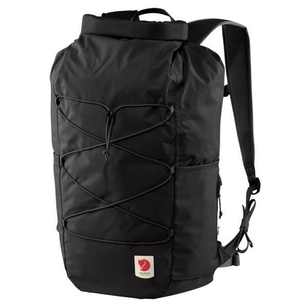 フェールラーベン Fjallraven ユニセックス バックパック・リュック バッグ High Coast Rolltop 26 Backpack Black