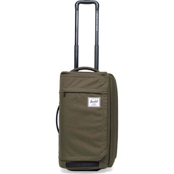 ハーシェル サプライ Herschel Supply Co. ユニセックス スーツケース・キャリーバッグ バッグ Herschel Wheelie Outfitter 50l Luggage Ivy Green