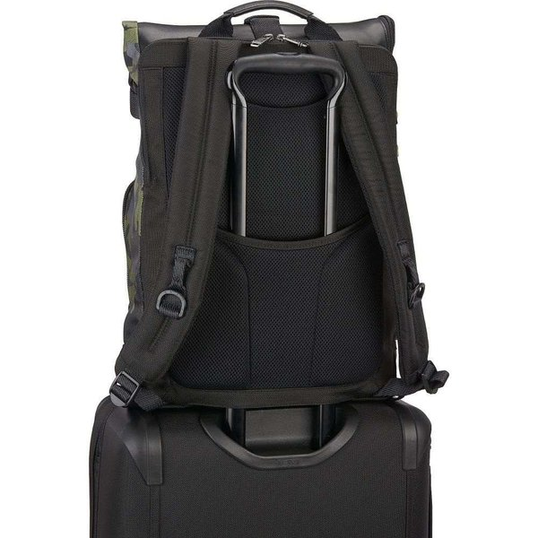トゥミ Tumi メンズ パソコンバッグ バッグ Alpha Bravo London Roll-Top Laptop Backpack Congo Print