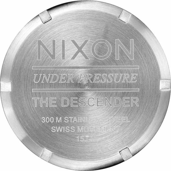 ニクソン Nixon メンズ 腕時計 Descender Sport Watch All Black|fermart|04