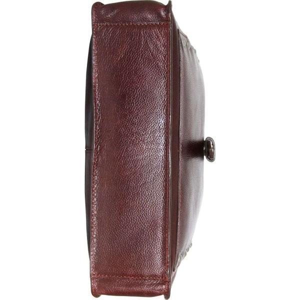 ニノボッシー Nino Bossi レディース ショルダーバッグ バッグ Iyanna Shoulder Bag Crimson
