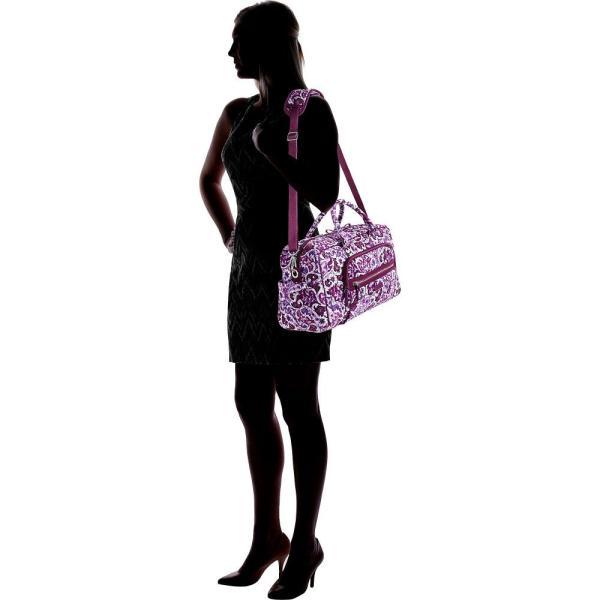 ヴェラ ブラッドリー Vera Bradley レディース ボストンバッグ・ダッフルバッグ バッグ Iconic Compact Weekender Travel Bag Lavender Meadow