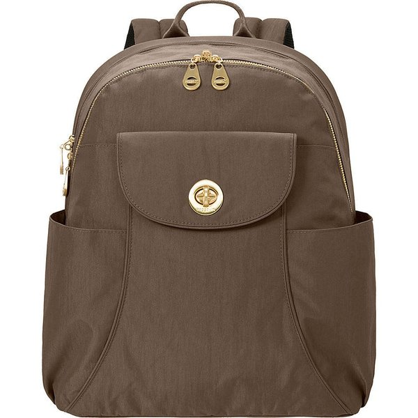 バッガリーニ baggallini レディース パソコンバッグ バッグ Barcelona Laptop Backpack Portobello/Mimosa