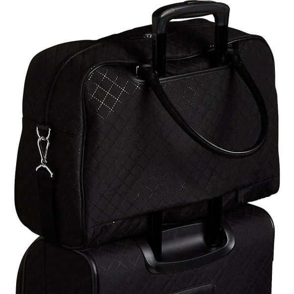 ヴェラ ブラッドリー Vera Bradley レディース ボストンバッグ・ダッフルバッグ バッグ Iconic Weekender Travel Bag Classic Black