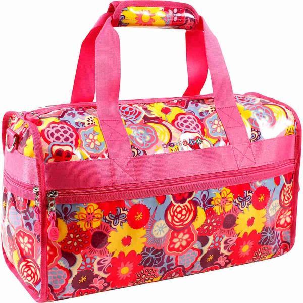 ジェイワールド J World New York レディース ボストンバッグ・ダッフルバッグ バッグ Molly Duffel Bag POPPY PANSY