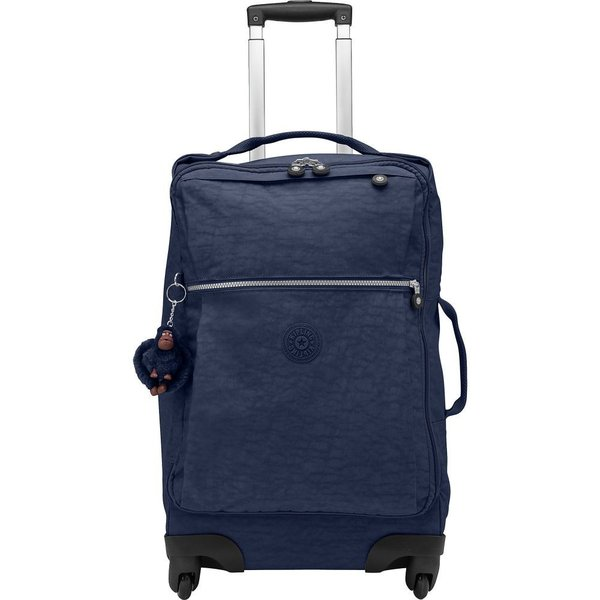キプリング Kipling レディース スーツケース・キャリーバッグ バッグ Darcey 26' Upright Spinner True Blue