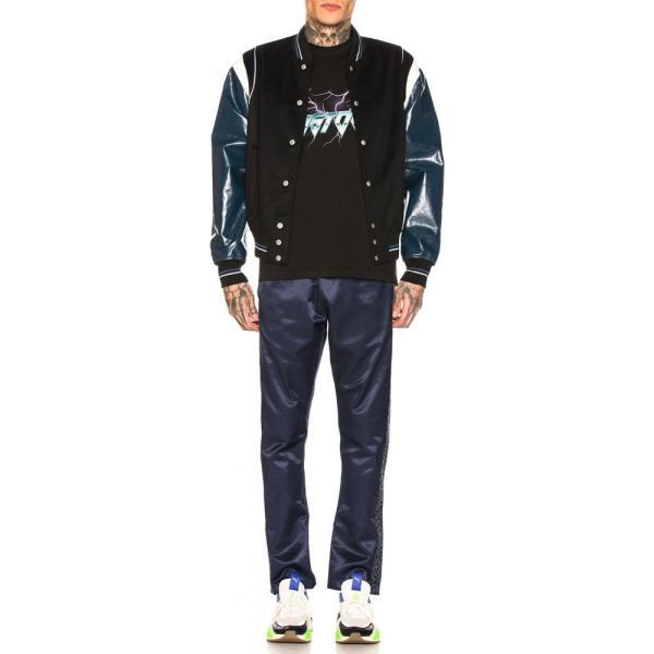ジャストドン Just Don メンズ Tシャツ トップス Electric Lightning Graphic Tee Black|fermart|04