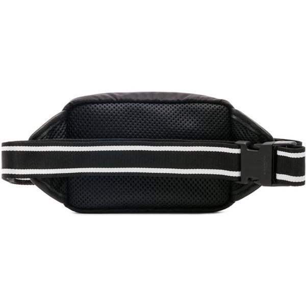 ジバンシー メンズ ボディバッグ・ウエストポーチ バッグ Bum Bag Black