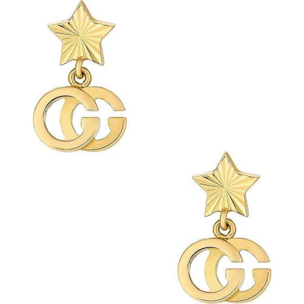 グッチ Gucci レディース イヤリング・ピアス ジュエリー・アクセサリー Running G Star Earrings