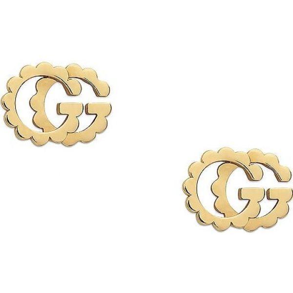 グッチ Gucci レディース イヤリング・ピアス ジュエリー・アクセサリー Running G Earrings