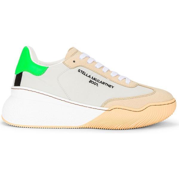 ステラ マッカートニー Stella McCartney レディース ランニング・ウォーキング スニーカー シューズ・靴 Runner Loop Sneakers Butter/Multicolor