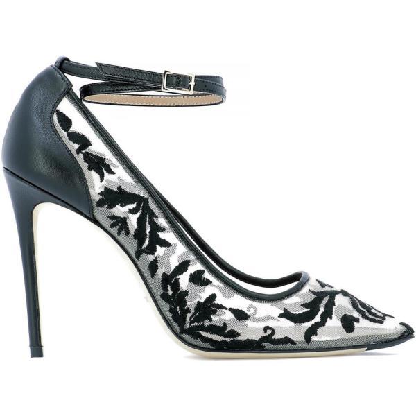 """アレキサンダー ホワイト Alexander White レディース パンプス シューズ・靴 """"Brianna"""" pumps Black"""