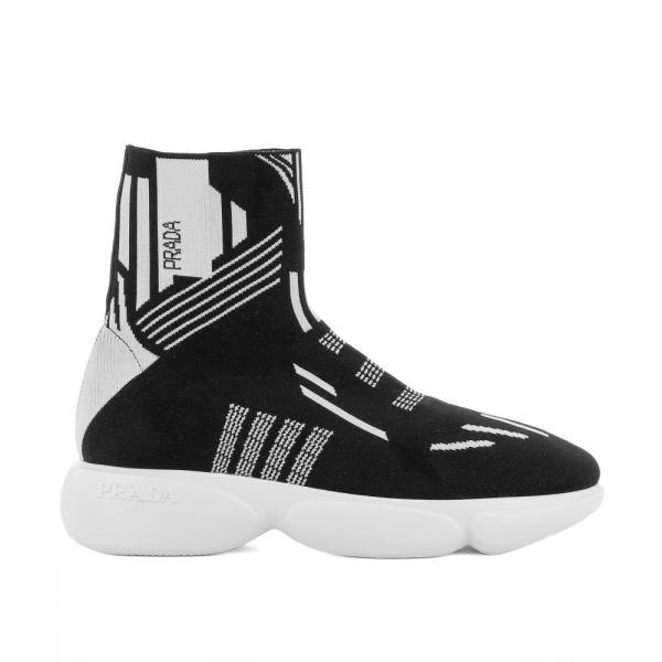 """プラダ Prada レディース スニーカー シューズ・靴 """"Cloudbust"""" sneakers Black"""