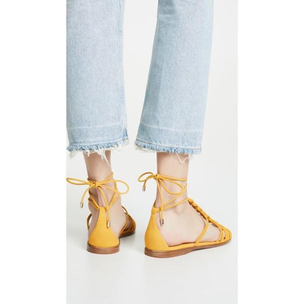 アレクサンドレ バーマン Alexandre Birman レディース サンダル・ミュール シューズ・靴 Roly Flat Sandals Pineapple