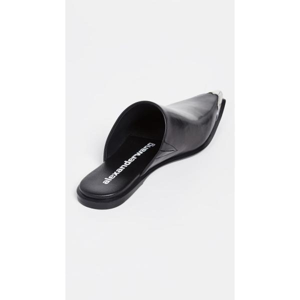 アレキサンダー ワン Alexander Wang レディース サンダル・ミュール シューズ・靴 Sullivan Mules Black