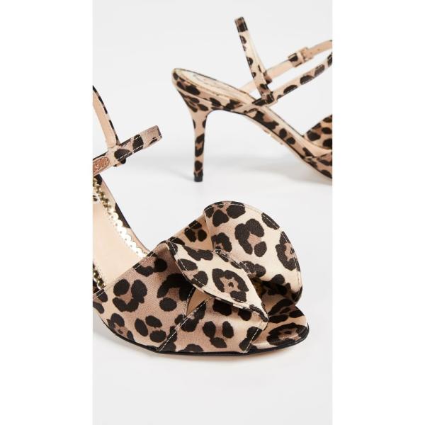 シャーロット オリンピア Charlotte Olympia レディース サンダル・ミュール シューズ・靴 Patrice Sandals Leopard