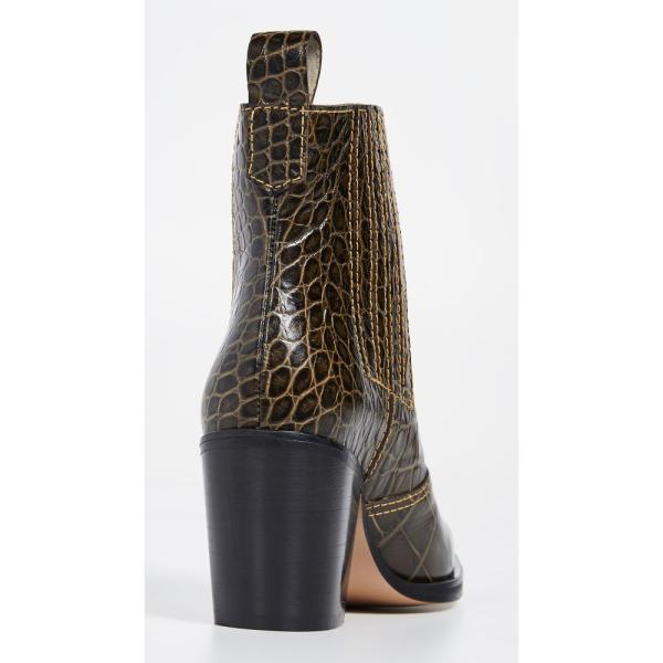 ガニー GANNI レディース ブーツ シューズ・靴 Western Boots Kalamata