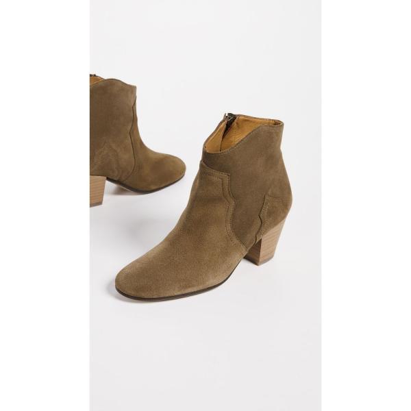 イザベル マラン Isabel Marant レディース ブーツ シューズ・靴 Dicker Booties Brown