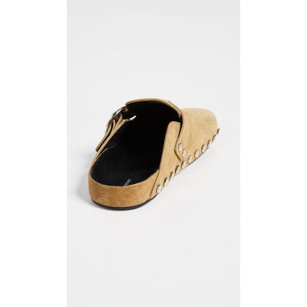 イザベル マラン Isabel Marant レディース スリッポン・フラット シューズ・靴 Mirvin Flats Natural